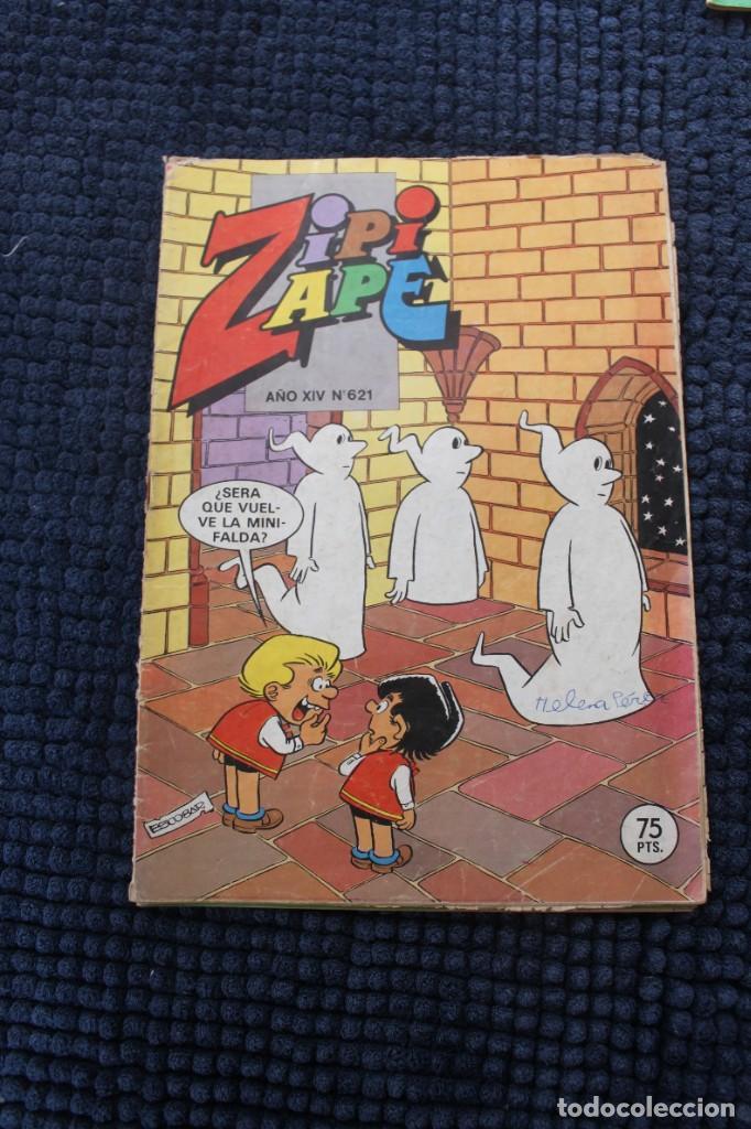 ZIPI ZAPE Nº 621 (Tebeos y Comics - Ediciones B - Otros)