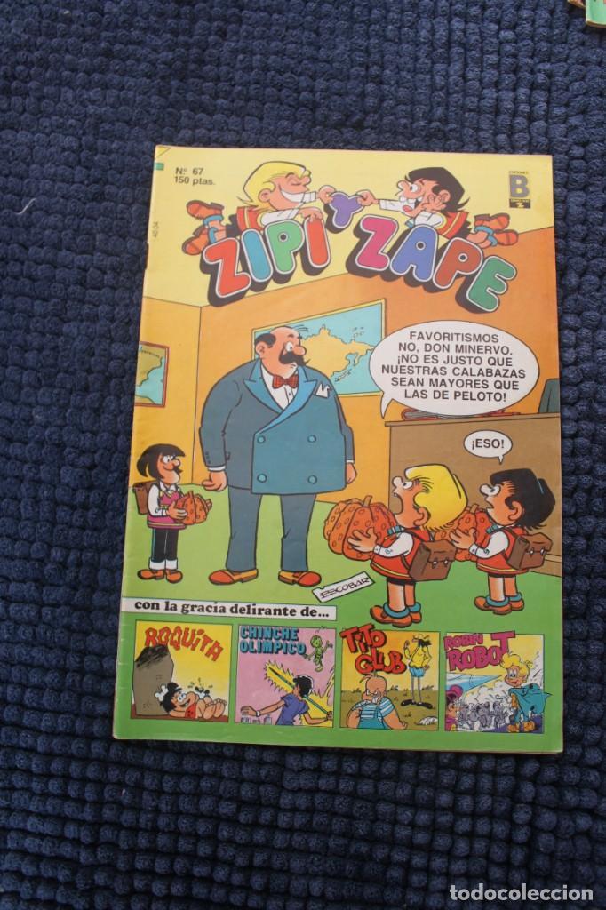 ZIPI ZAPE Nº 57 (Tebeos y Comics - Ediciones B - Otros)