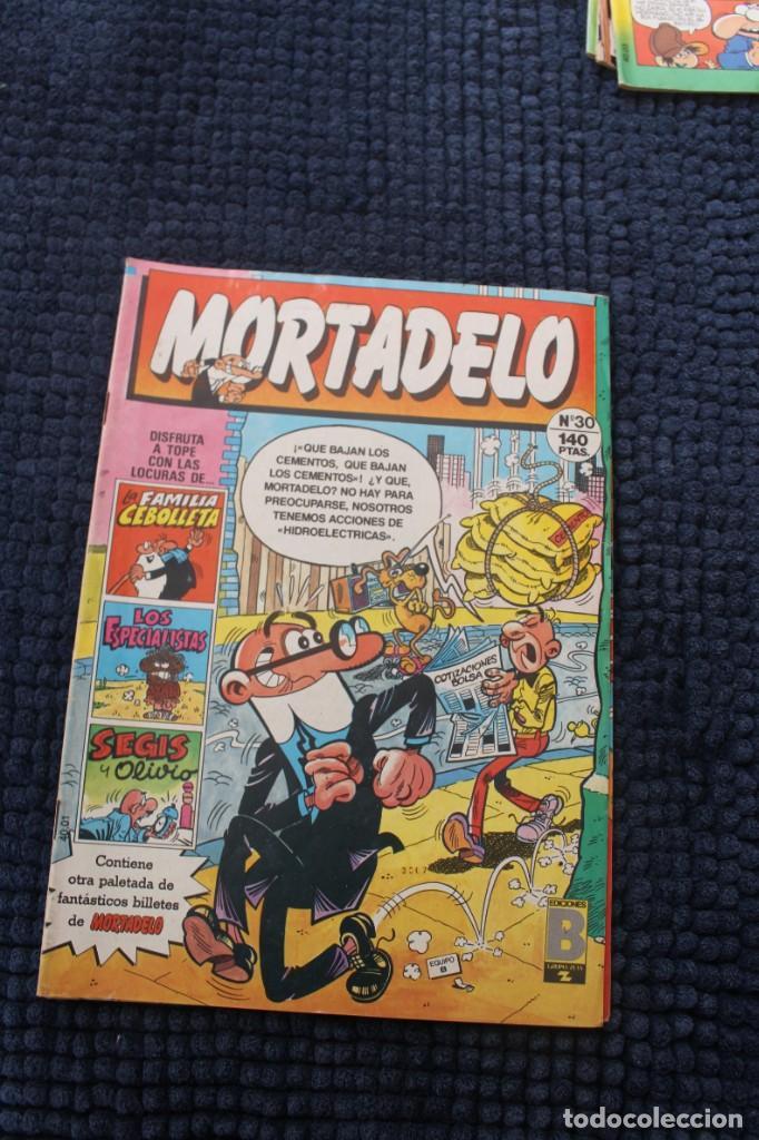 MORTADELO Nº 30 - NO CONTIENE LOS BILLESTES DE MORTADELO (Tebeos y Comics - Ediciones B - Otros)