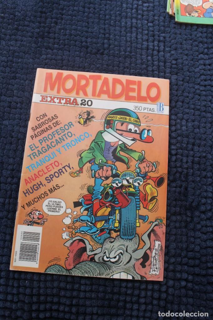MORTADELO EXTRA Nº 20 (Tebeos y Comics - Ediciones B - Otros)