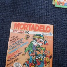 Cómics: MORTADELO EXTRA Nº 20. Lote 287383228