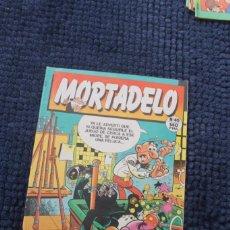 Cómics: MORTADELO Nº 45 - NO CONTIENE LOS BILLETES. Lote 287383403