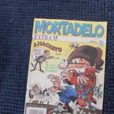Cómics: MORTADELO EXTRA Nº 35. Lote 287384163