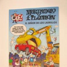 Cómics: MORTADELO Y FILEMÓN - OLÉ Nº 170 - EL SEÑOR DE LOS LADRILLOS - EDICIONES B - 1ª ED. 2005. Lote 287753713