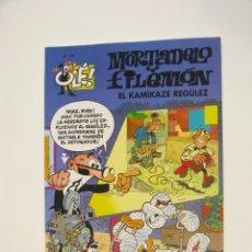 Cómics: MORTADELO Y FILEMÓN - OLÉ Nº 174 - EL KAMIKAZE REGÚLEZ - EDICIONES B - 1ª ED. 2006 - BE. Lote 287754768