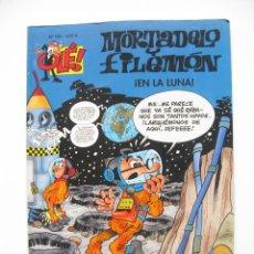 Cómics: MORTADELO Y FILEMÓN - OLÉ Nº 184 - ¡EN LA LUNA! - EDICIONES B - 1ª ED. 2009. Lote 287761218