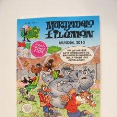 Cómics: MORTADELO Y FILEMÓN - OLÉ Nº 188 - MUNDIAL 2010 - EDICIONES B - 1ª ED. 2011. Lote 287763063