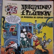 Cómics: MORTADELO Y FILEMON - OLÉ 36 2ª EDICIÓN 1998. Lote 287829093