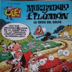 Cómics: MORTADELO Y FILEMON - OLÉ 49 3ª EDICIÓN 1999. Lote 287831073
