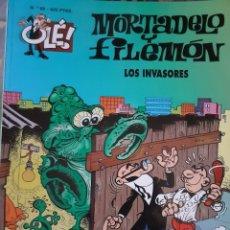 Cómics: MORTADELO Y FILEMON - OLÉ 69 3ª EDICIÓN 1999. Lote 287831948