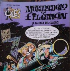 Cómics: MORTADELO Y FILEMON - OLÉ 105 2ª EDICIÓN 1998. Lote 287832213