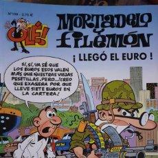 Cómics: MORTADELO Y FILEMON - OLÉ 159 1ª EDICIÓN 2002. Lote 287835453