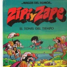 Cómics: MAGOS DEL HUMOR. ZIPI Y ZAPE. Nº 14. EL TONEL DEL TIEMPO. EDICIONES B. 2000.(ST/SL). Lote 287867528