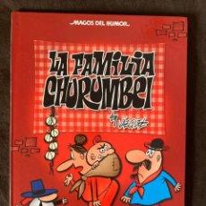 Cómics: MAGOS DEL HUMOR: LA FAMILIA CHURUNBEL - BY VÁZQUEZ. Lote 287869748