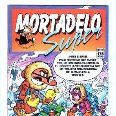 Cómics: SUPER MORTADELO - Nº 16 - EDICIONES B - 1987. Lote 287951118
