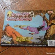 Cómics: EL HOMBRE ENMASCARADO 61 EDICIÓN HISTÓRICA. TEBEOS SA. Lote 288039688