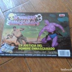 Cómics: EL HOMBRE ENMASCARADO 50 EDICIÓN HISTÓRICA. TEBEOS SA. Lote 288040458