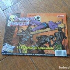 Cómics: EL HOMBRE ENMASCARADO 34 EDICIÓN HISTÓRICA. TEBEOS SA. Lote 288040903