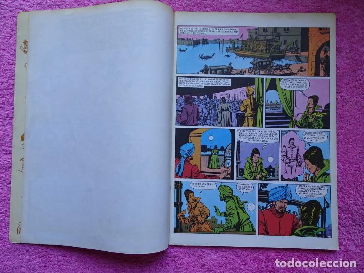 Cómics: el corsario de hierro 18 ediciones b 1988 edición histórica - Foto 3 - 288056893