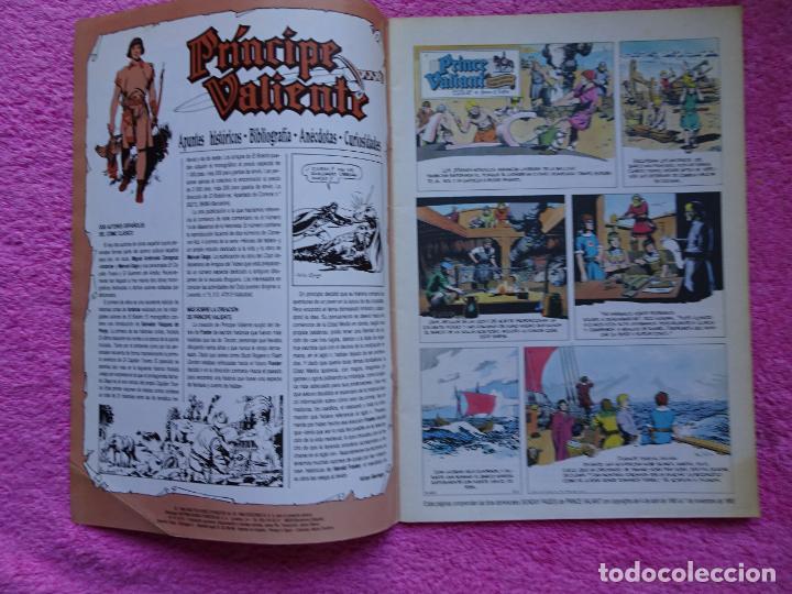 Cómics: príncipe valiente 47 ediciones b 1988 edición histórica - Foto 2 - 288057618