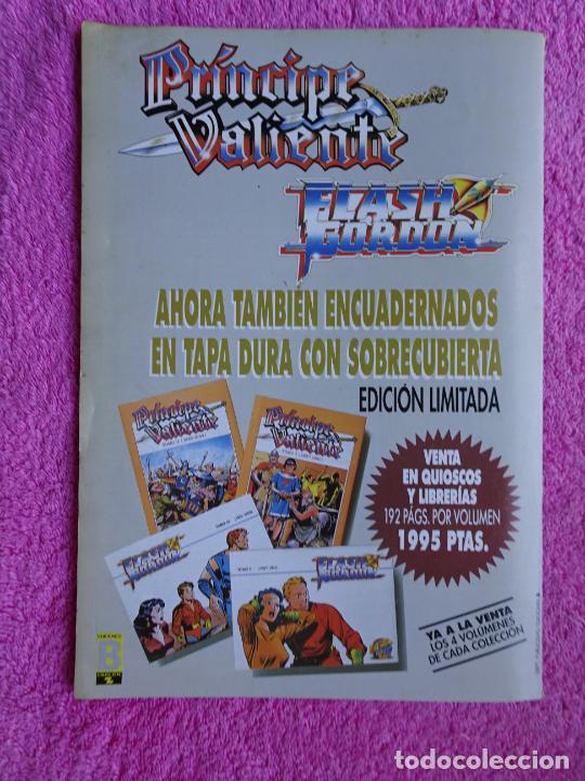 Cómics: príncipe valiente 47 ediciones b 1988 edición histórica - Foto 8 - 288057618