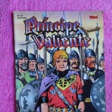 Cómics: PRÍNCIPE VALIENTE 47 EDICIONES B 1988 EDICIÓN HISTÓRICA. Lote 288057618