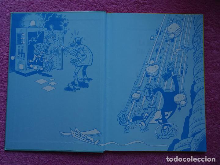 Cómics: magos del humor 1 la máquina del cambiazo mortadelo y filemón ediciones b 1994 circulo de lectores - Foto 2 - 288067433