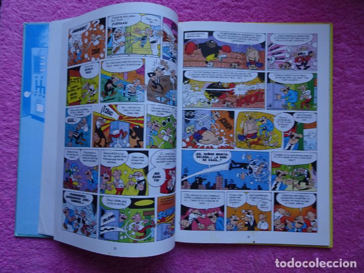 Cómics: magos del humor 1 la máquina del cambiazo mortadelo y filemón ediciones b 1994 circulo de lectores - Foto 6 - 288067433