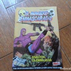 Cómics: EL HOMBRE ENMASCARADO 20 EDICIÓN HISTÓRICA. TEBEOS SA. Lote 288068188