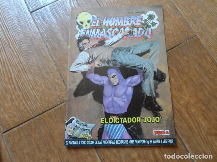 EL HOMBRE ENMASCARADO 16 EDICIÓN HISTÓRICA. TEBEOS SA (Tebeos y Comics - Ediciones B - Otros)