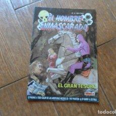 Cómics: EL HOMBRE ENMASCARADO 2 EDICIÓN HISTÓRICA. TEBEOS SA. Lote 288069018