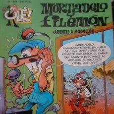 Cómics: MORTADELO Y FILEMON - OLÉ 108 2ª EDICIÓN 1998. Lote 288069998