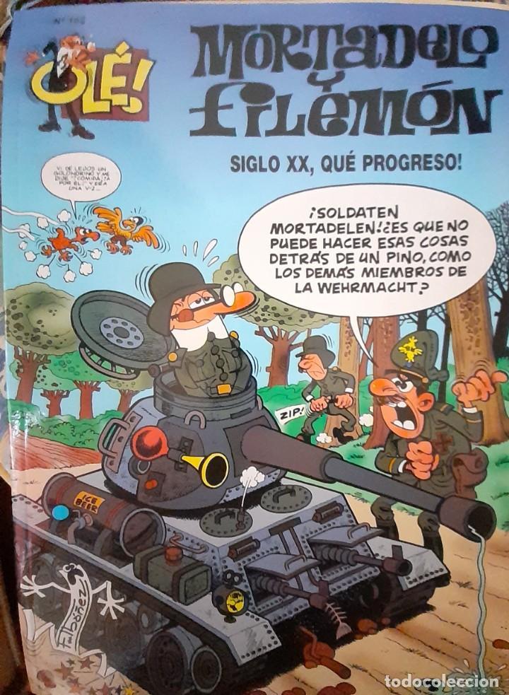 MORTADELO Y FILEMON - OLÉ 152 1ª EDICIÓN 2000 (Tebeos y Comics - Ediciones B - Humor)