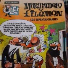 Cómics: MORTADELO Y FILEMON - OLÉ 33 3ª EDICIÓN 1998. Lote 288070823