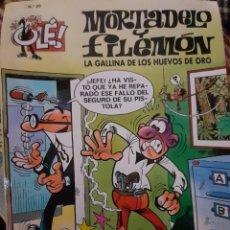 Cómics: MORTADELO Y FILEMON - OLÉ 26 2ª EDICIÓN 1996. Lote 288071128