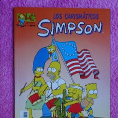 Cómics: LOS CARISMÁTICOS SIMPSON EDICIONES B 1998 EDICIÓN 1ª COLECCIÓN OLÉ 17. Lote 288071373