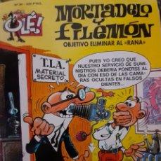 Cómics: MORTADELO Y FILEMON - OLÉ 30 3ª EDICIÓN 2001. Lote 288071603