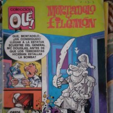 Cómics: MORTADELO Y FILEMON - OLÉ 204 1ª EDICIÓN 1983. Lote 288071873