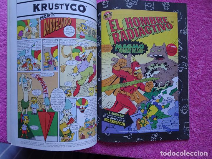 Cómics: los asombrosos simpson ediciones b 1997 edición 1ª colección olé 13 - Foto 5 - 288072418