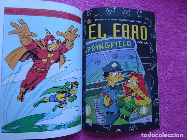 Cómics: los asombrosos simpson ediciones b 1997 edición 1ª colección olé 13 - Foto 7 - 288072418