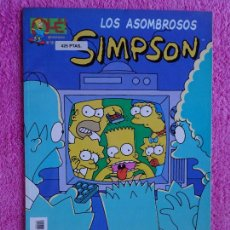 Cómics: LOS ASOMBROSOS SIMPSON EDICIONES B 1997 EDICIÓN 1ª COLECCIÓN OLÉ 13. Lote 288072418