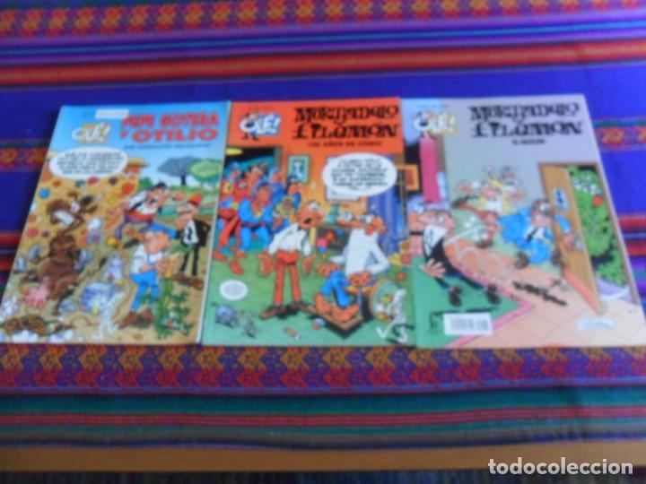OLÉ NºS 13 PEPE GOTERA , 83 Y 134 MORTADELO. EDICIONES B. BUEN ESTADO. (Tebeos y Comics - Ediciones B - Clásicos Españoles)