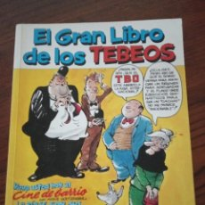 Cómics: EL GRAN LIBRO DE LOS TEBEOS Nº 10.. Lote 288207518