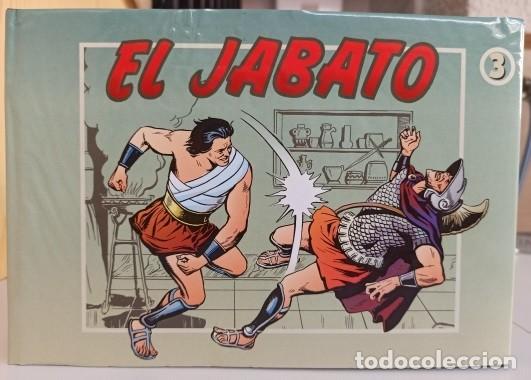EL JABATO Nº 3 TOMO FACSIMIL - EDICIONES B - EXCELENTE ESTADO. (Tebeos y Comics - Ediciones B - Clásicos Españoles)