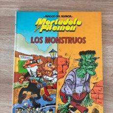 Cómics: MAGOS DEL HUMOR Nº 22. LOS MONSTRUOS. EDICIONES B AÑO 2000. Lote 288364438