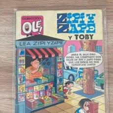 Cómics: COLECCION OLE 278 Z 19. ZIPI Y ZAPE. EDICIONES B 1ª EDICION 1987. Lote 288382408