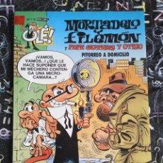 Cómics: COLECCION OLE - MORTADELO Y FILEMON NUM. 115 PITORREO A DOMICILIO . BUEN ESTADO. Lote 288450358