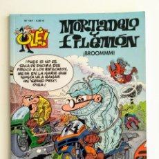 Cómics: MORTADELO Y FILEMÓN - OLÉ 197 - ¡BROOMMM!. Lote 288464648