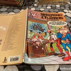 Cómics: OLE Nº77 MORTADELO Y FILEMON EL 35 ANIVERSARIO EDICIONES B 2ªEDICION 1999. Lote 288624603