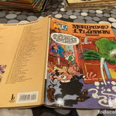 Cómics: OLE Nº81 MORTADELO Y FILEMON DINOSAURIOS EDICIONES B 3ªEDICION 1999. Lote 288625063